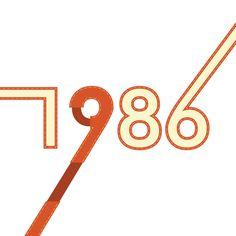 1986 - my year by Alex Mihailescu, work in progress