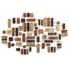 Found it at Wayfair - Division Wall Décor