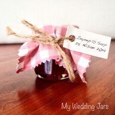 Nikahınızı bu nikah şekerleriyle şenlendirin! Sipariş için: myweddingjars@gmail.com #nikahsekeri #nikahreceli #dugun #wedding #bride #groom #mywedding #weddingfavor #nikahhediyesi