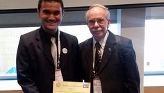 Ikut Kongres Geologi Internasional, Mahasiswa UGM Raih Penghargaan