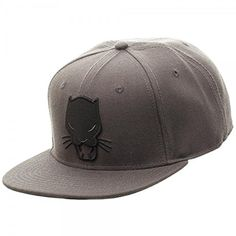 637101f2285 Marvel Black Panther Adjustable Snapback Baseball Cap (Bl...  blackpanther   wakandafashion  wakandaforever  wakanda