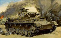 Panzer IV North Africa