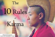 The 10 Rules Of Karma