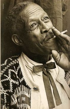 son house/ a sublime musician, and a constantly stylin' cat