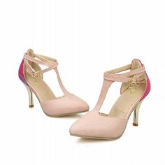 Latasa Women's Fashion Doodle Strappy Pointed-toe High Heel Dress Sandals *** You can get more details by clicking on the image.