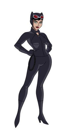 Catwoman by SpiedyFan.deviantart.com on @DeviantArt