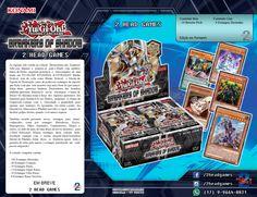 Yu-Gi-Oh! Pacote - Destruidores das Sombras