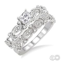 D.J. Bitzan Jewelers: love the vintage inspired look! - again not looking to remarry or anything but this is beautiful!