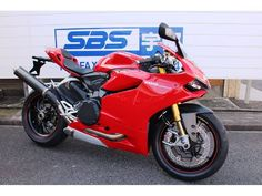 Another Ducati Motorcycle