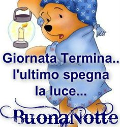 Buon Notte!