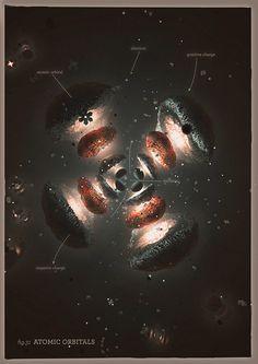 Atomic Orbitals by mrkism, via Flickr