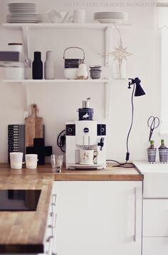 Mit ihrem Blog Butiksofie setzt Anja Trends. Und das nicht nur im Interior-Bereich. Heute zeige ich euch ihre Küche.