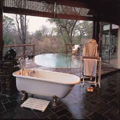 Singita Boulders Lodge, South Africa
