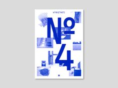 Horizonte Nr. 4 — Poster on Behance