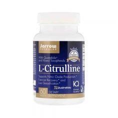 L-Citrulline - Jarrow Formulas - 60 tablete