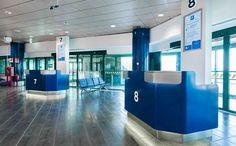 El Aeropuerto de Bolonia, recibe el nombre de uno de los boloñeses más ilustres, el ganador del premio nobel Guillermo Marconi. El estudio...