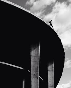Brutal in Beirut, Serge Najjar Photography Photography Lessons, Art Photography, Serge Najjar, Street Art, Round Building, Photo B, Light Architecture, Black N White Images, Modern Materials