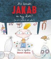 Mit keresett Jakab az ágy alatt? (és mi történt ott vele?) Geronimo, Matilda, Tweety, Peanuts Comics, Snoopy, Reading, Fictional Characters, Art, Products