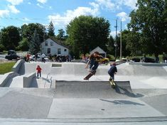 Ontario's Highlands, Ontario Picture: Madoc Skate Park - Check out Tripadvisor members' 26 candid photos and videos. Skate Park, Skateboards, Photo S, Trip Advisor, Exterior, Skateboard, Outdoor Rooms, Skateboarding