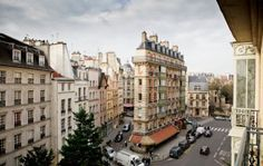 stay in luxury apartments rather than hotels - in Paris, London, Tuscany and Provence