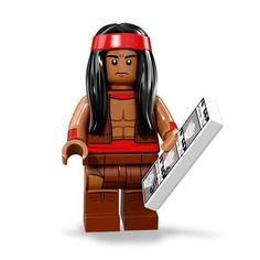 LEGO 71020 Batman Movie Series 2 - Apache Chief - New Sealed #LEGO