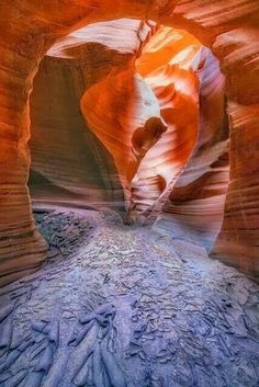 Slot Canyon, Arizona
