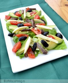 Caprese Salad, Fruit Salad, Healthy Food Options, Healthy Recipes, Salads, Food And Drink, Drinks, Recipies, Drinking
