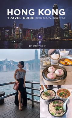 Travel & Food guide // What to do and eat in Hong Kong
