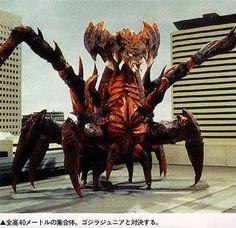 Godzilla Enemies, Godzilla Toys, Cool Monsters, Classic Monsters, Original Godzilla, Japanese Monster, Sci Fi Horror, Creature Feature, King Kong