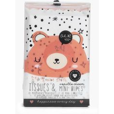 Boohoo Oh K! Tissue and Wipes Set ($7) ❤ liked on Polyvore featuring beauty products, gift sets & kits and multi