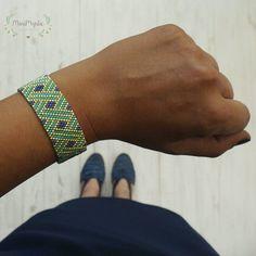 "57 Likes, 3 Comments - MiniMystic (@minimystic) on Instagram: ""#bracelet #beaded #miyuki #beadedbracelets #minimystic #accessories #beadedjewelry #jewelry…"""