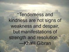 Khalil Gibran...