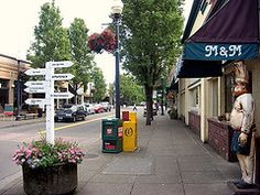 Downtown Gresham, Oregon