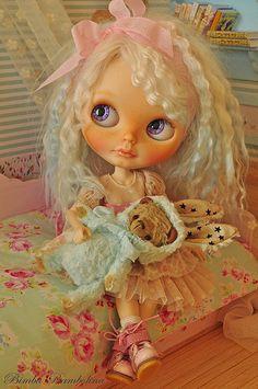 Blythe custom Nicolle | da Bimba Bambolina (Yolanda)
