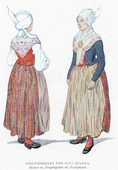 Skedevi östergötland Swedish Traditions, Gotland, Viking Age, Folk Costume, Traditional Outfits, Stockholm, Folklore, Scandinavian, Couple