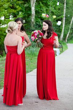 A Jenny Packham Bride and a Midsummer Nights Dream Inspired Wedding    http://www.etsy.com/listing/79052945/convertible-dress-infinity-wrap?ref=cat_gallery_13