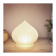 ВОРБИ Настольная лампа, светодиодная  - IKEA