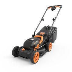 """WORX 2X20V (4.0AH) CORDLESS 14"""" LAWN MOWER WITH MULCHING CAPABILITIES AND INTELLICUT GIVEAWAY - This Frugal Family"""