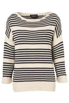 Perfect striped sweater