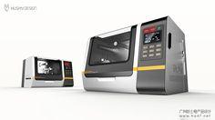 方体大件设备弯线机 - 大件设备 - Industrial Machine, Machine Design