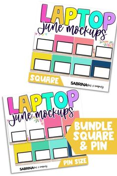 Simplify your Teachers Pay Teacher seller life with these mockups! Get a professional looking graphics to display your resources and did I mention the time you will save using premade mockups! Create the perfect graphic!