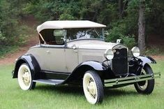 1931 Ford Model A Roadster                                                                                                                                                                                 More