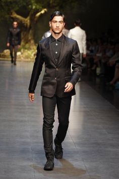 Dolce & Gabbana Man – Fashion Show Summer 2014