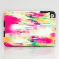 Electric Haze iPad Case by Amy Sia + free worldwide shipping