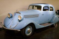 1934 Studebaker Commander Land Cruiser Sedan 4-Door
