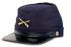 Forum Novelties Civil War Kepi Union Army Wool Hat Blue Lined US North (Hats size 57 cm) Army Costume, Soldier Costume, Michael Jackson, Army Hat, Union Army, Army Soldier, Blue Line, Hat Sizes, Costume Accessories