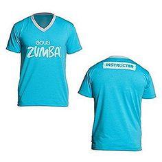 Aqua Zumba Instructor V-Neck