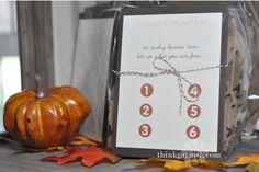 Shop Garnish :: Custom Turkey Hunt Kit - garnish - Package Life's Moments