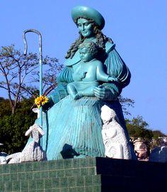 Monumento a la Virgen de la Divina Pastora, Barquisimeto, Venezuela