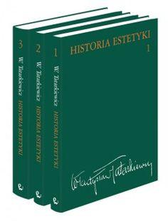 Władysław Tatarkiewicz Historia estetyki. T. 1-3 PWN